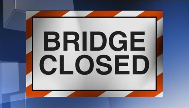 BRIDGE CLOSURE