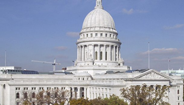 WI POLITICAL CLIFF NOTES: BADGERCARE, VETO ON TAX CUT BILL, LOCAL ROAD FUNDING