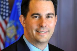 GOVERNOR WALKER IN OUR AREA