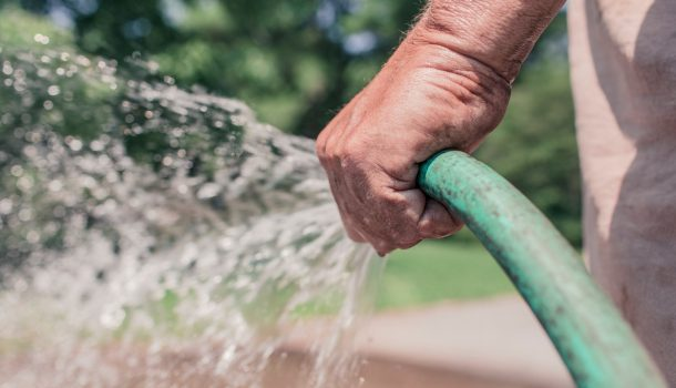 Cinder City Issues Partial Watering Ban