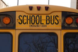 Dunn Co. Authorities Look for Truck in School Bus Video