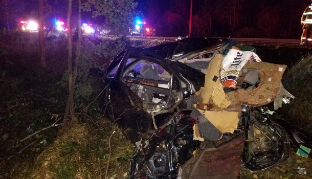 ALCOHOL FACTOR IN BARRON COUNTY CRASH
