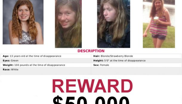 REWARD NOW $50,000