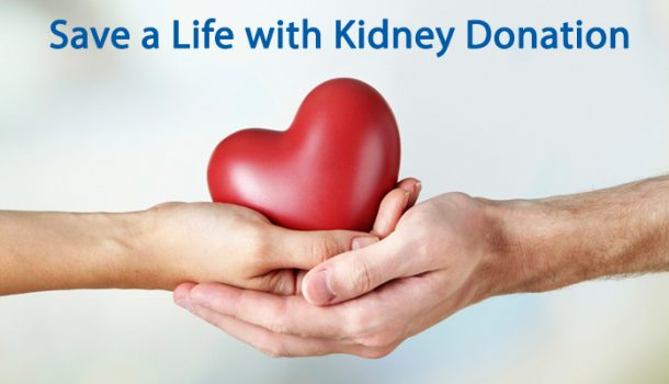 """SHARE YOUR SPARE"" ORGAN DONATION TO TAKE PLACE"