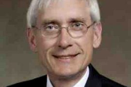 IT'S GOVERNOR EVERS