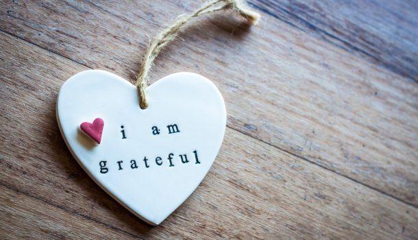 GRATITUDE IN ATTITUDE