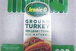 JENNIE-O TURKEY RECALL