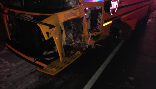 ACCIDENT INVOLVING TEAM BUS LEAVES ONE DEAD