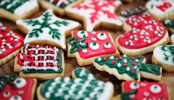 THE COOKIE CRUMBLES FOR COMMUNITY CAUSES