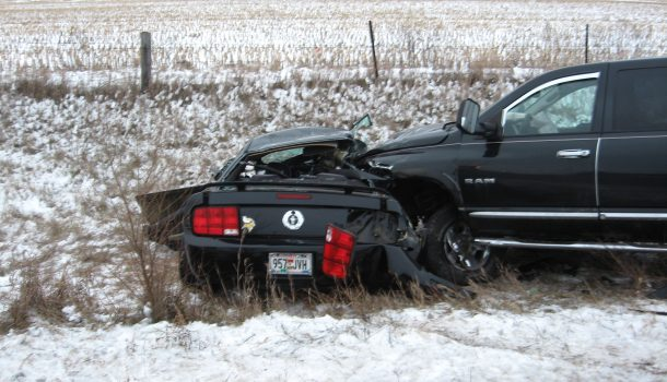 WEATHER A FACTOR IN DEADLY DUNN COUNTY CRASH
