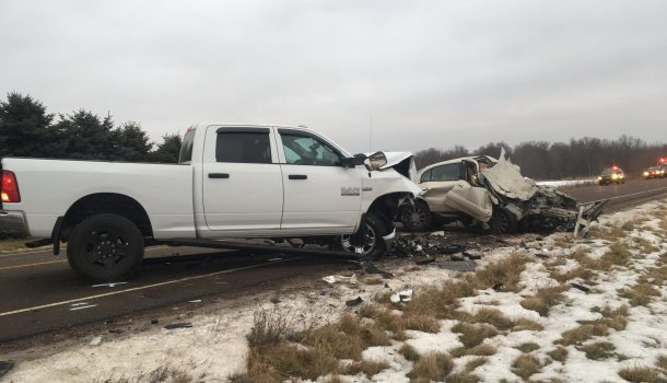 DEADLY ACCIDENT IN CHIPPEWA COUNTY