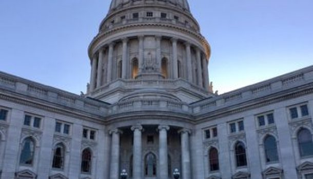 WI POLITICAL NOTES: STATE OF THE UNION TAKE AWAY, WI TAX BATTLE