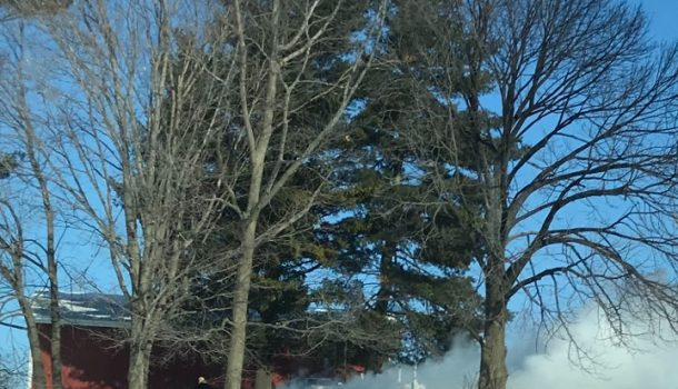 DEADLY FIRE IN CHIPPEWA CO.