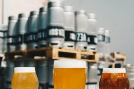 CRAFTING LEGISLATION TO BOOST BEER INDUSTRY