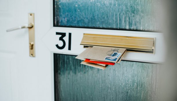 Red Flag Up on Mail Theft
