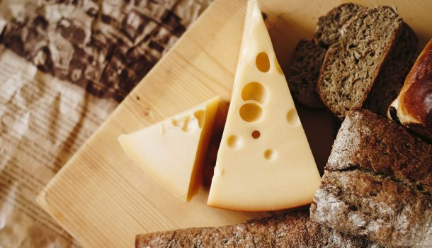 YEEEAH, BABY (SWISS)…THE CHEESE WINNER STANDS ALONE