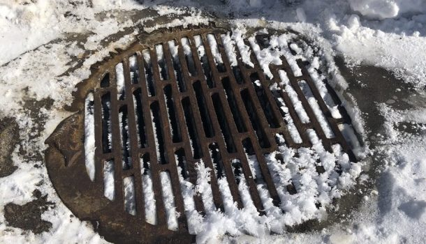 LET'S FLUSH WINTER DOWN THE DRAINS
