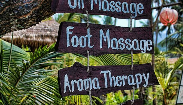 GET THE MASSAGE MESSAGE:…THAT'S NOT ON THE MENU