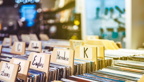 RECORD STORE DAY HITS HIGH NOTE
