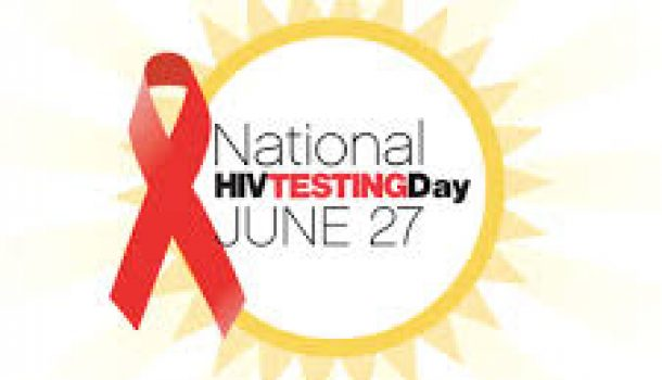 LOCAL EVENT OFFERS FREE  HIV TESTING