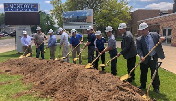 BUFFALO'S CHARGE AHEAD WITH CONSTRUCTION!