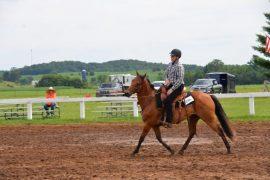 AREA YOUTH HORSE AROUND