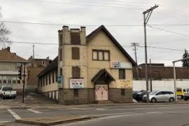 DOWNTOWN BUILDING TO COME DOWN