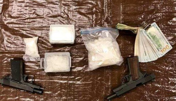 LARGEST METH DRUG BUST TO DATE IN DUNN CO.