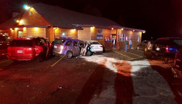 MULTIPLE VEHICLE CRASH IN BARRON CO.