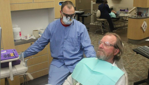 EVENT AIMS TO HELP VETS SMILE
