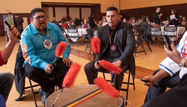 UWEC CELEBRATES NATIVE AMERICAN HERITAGE MONTH