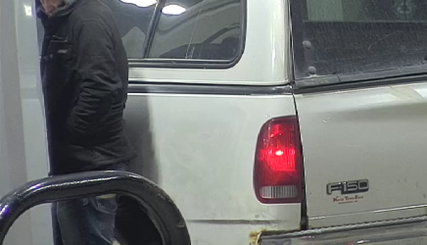 POLICE LOOKING FOR INFORMATION ON STOLEN TRUCK