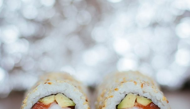 SUSHI RECALL ROLLS OUT