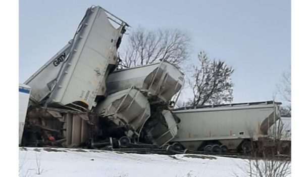 TRACKING CAUSE FOR TRAIN DERAILMENT
