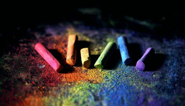 Chalk it Up to Community