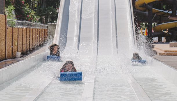 NOAH'S ARK WATER PARK MANAGER IN HOT WATER