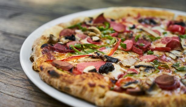 Bills for Ted's Excellent Adventure…In Pizza