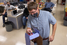 Candy + Mechatronics = Sweet Lessons