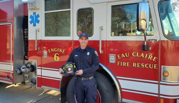 EC Fire Department Announces Promotion