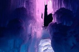 Ice Castles Open For the Season