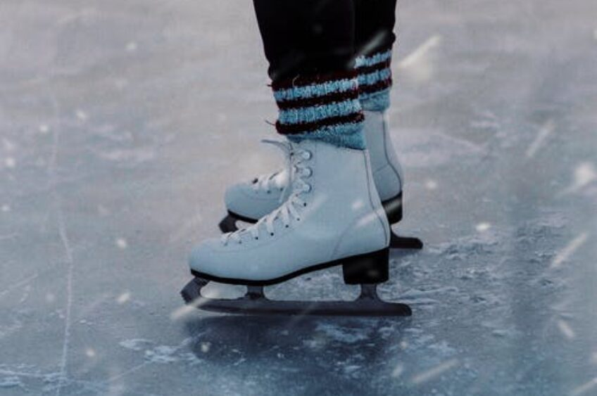 Warming Up for Reopening Rinks