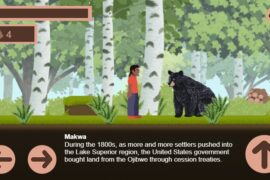 New Game Highlights Ojibwe Life