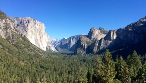 Yosemite National Park Using Reservation System