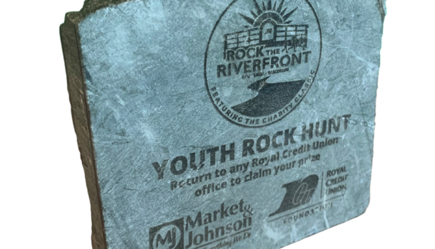 Rock Hunt Rocks for Chippewa Valley Youth
