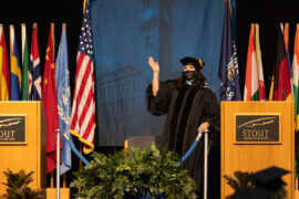 Local Student Overcomes Cancer, Obstacles of COVID-19 to Earn Doctorate