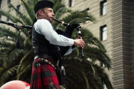 Weekend Plans? World Record For Bagpipe Playing On Pikes Peak Set in Co.